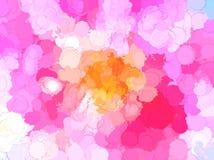 Fond coloré lumineux abstrait Images libres de droits