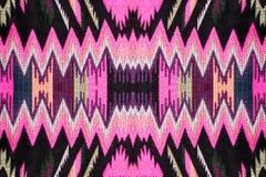 Fond coloré multi de tissu Photo libre de droits