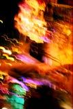 Fond coloré par abstrait Photo libre de droits