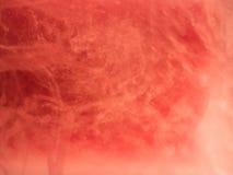 Fond coloré par abstrait Fumée rose, encre dans l'eau, les modèles de l'univers Mouvement abstrait, congelé Photographie stock