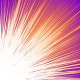 Fond coloré vif avec le starburst et le x28 ; sunburst& x29 ; motif comme illustration stock