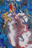 Fond coloré abstrait Images stock