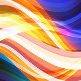Fond coloré chaud abstrait de texture Image stock