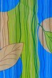 Fond coloré de tissu Images libres de droits