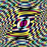 Fond color? g?om?trique abstrait illustration de vecteur
