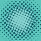 Fond comique vert d'art de bruit illustration stock