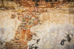 Fond concret étiré de mur de vintage, vieux murs Photos stock