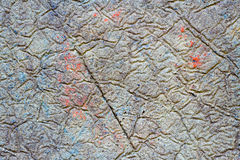 Fond concret de texture de mur non lisse rugueux Images libres de droits