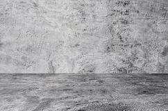 Fond concret de texture Mur et plancher en béton de ciment Images stock