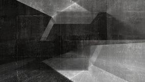 Fond concret foncé industriel abstrait Photographie stock