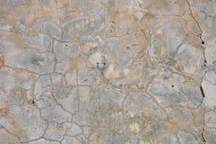 Fond concret gris de textures fissures brouillons dommages photo stock