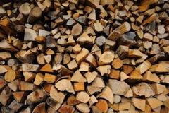 Fond courant en bois Image libre de droits