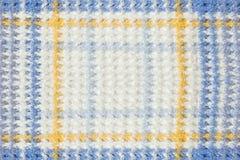 Fond couvrant de laine Images libres de droits