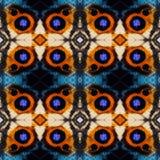Fond créé buttterfly des ailes Images libres de droits