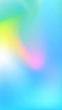 Fond créateur coloré abstrait illustration stock