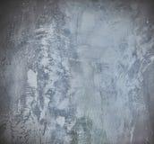 Fond crépi gris Photo libre de droits