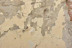 Fond criqué de détail de mur en béton Images stock