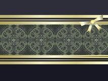 Fond décoratif Image stock