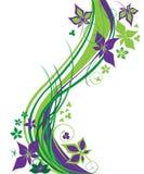Fond décoratif Photo stock