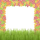 fond décoratif Photographie stock