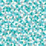 Fond décoratif coloré sans couture avec des formes géométriques Images stock