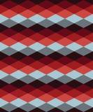 Fond décoratif coloré sans couture avec des formes géométriques Images libres de droits