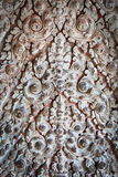 Fond décoratif de mur Images stock