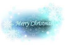 Fond décoratif de Noël illustration de vecteur