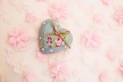 Fond décoratif floral photo stock