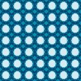 Fond décoratif géométrique abstrait sans couture Photos libres de droits