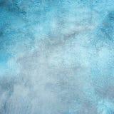 Fond décoratif grunge abstrait de gris bleu Photo libre de droits