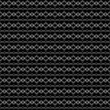 Fond décoratif sans couture avec avec des lignes de zigzag Photo stock