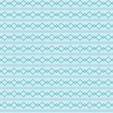 Fond décoratif sans couture avec avec des lignes de zigzag Image libre de droits
