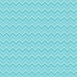 Fond décoratif sans couture avec avec des lignes de zigzag Images stock