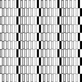 Fond décoratif sans couture avec des formes géométriques Photo libre de droits