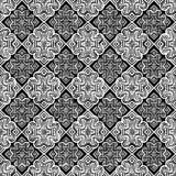 Fond décoratif sans joint impression Conception de tissu, papier peint Photographie stock