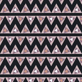 Fond décoratif sans joint impression Conception de tissu, papier peint Photo stock