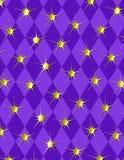 Fond d'éclat d'étoile d'art déco Image stock