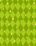 Fond d'éclat d'étoile d'art déco illustration stock