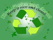Fond d'écologie Images stock