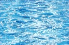 Fond d'écoulement d'eau Photographie stock
