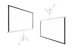 Fond d'écran pour montrer le projecteur Photo libre de droits