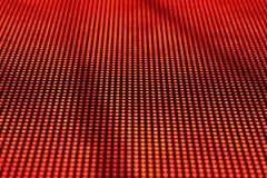 Fond d'écran rouge de la verticale LED Photos libres de droits