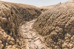 Fond d'érosion du sol image libre de droits