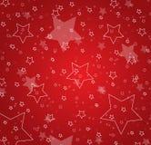 Fond d'étoile Image stock