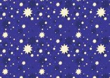 Fond d'étoile illustration stock