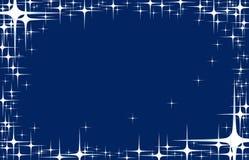 Fond d'étoile Photo libre de droits