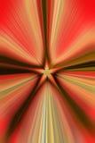 Fond d'étoile de Noël Image stock