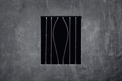 Fond d'évasion de prison Images stock