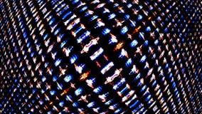 Fond d'abrégé sur Digital Fisheye illustration de vecteur